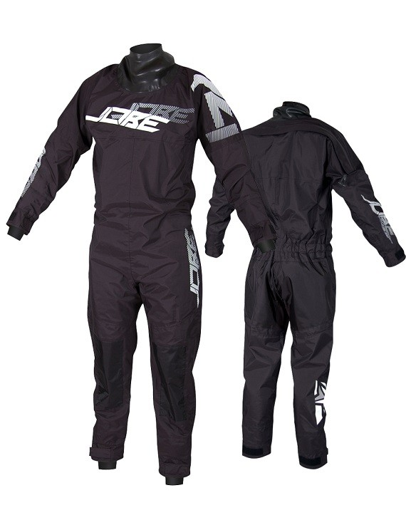 Keep it dry with the Jobe Ruthless Dry suit