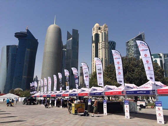Kick-off Grand Prix Doha!
