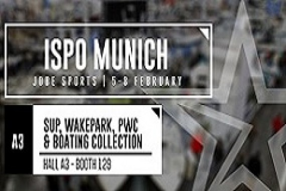 Kick-off ISPO Munich!