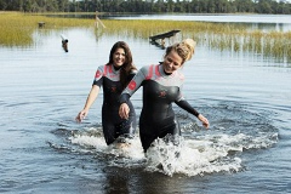 Perfect summer wetsuits, the impress mistress shorty