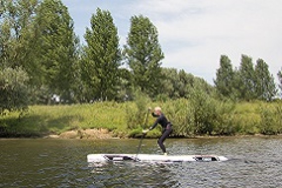 Product highlight: Bamboo SUP 12.6 2015