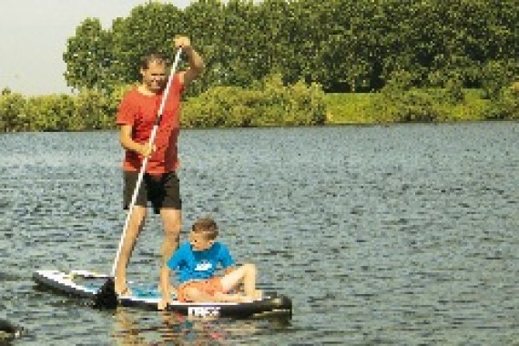 Product highlight:Inflatable SUP 10.6 package