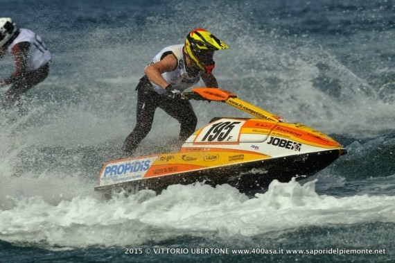 Results: Jobe PWC athletes @ European Aquabike Championship