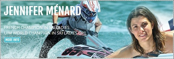 Rider Highlight: Jennifer Menard
