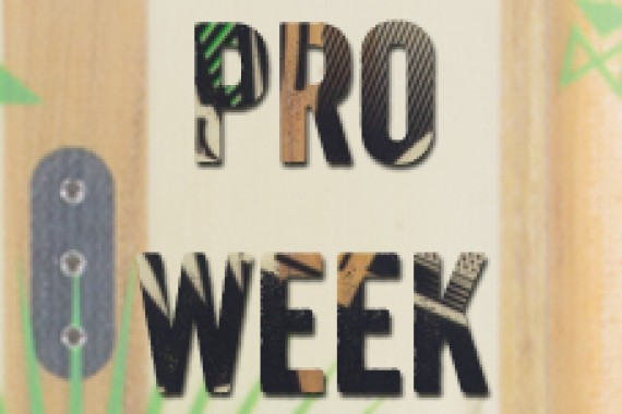 Rounding up Pro Week