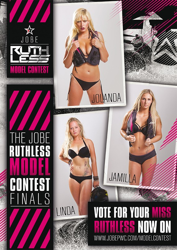 Ruthless Model Contest: The Finals