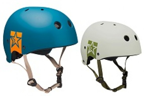 Safety first with the Jobe Helmets