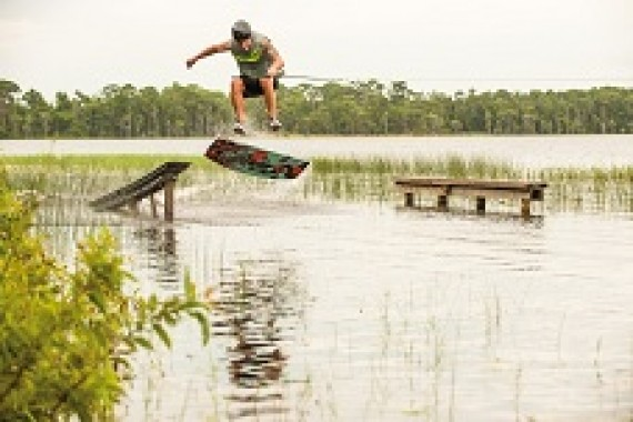 Product highlight: Sign wakeskate