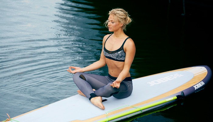 Stand Up Paddle Yoga 101: Getting Started