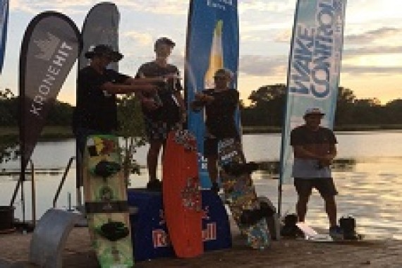 Success for Jobe riders at Wake Control Contest
