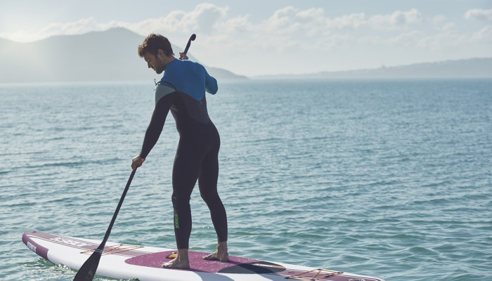 SUP keeps you fit and healthy