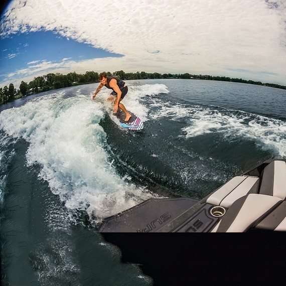 Surf that wake with Jobe