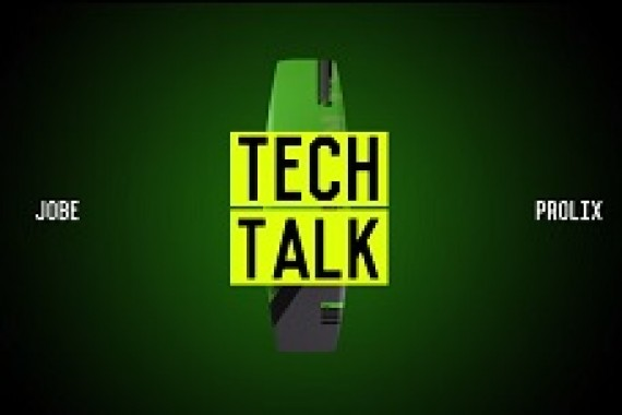 Tech Talk presents: The Jobe Prolix!