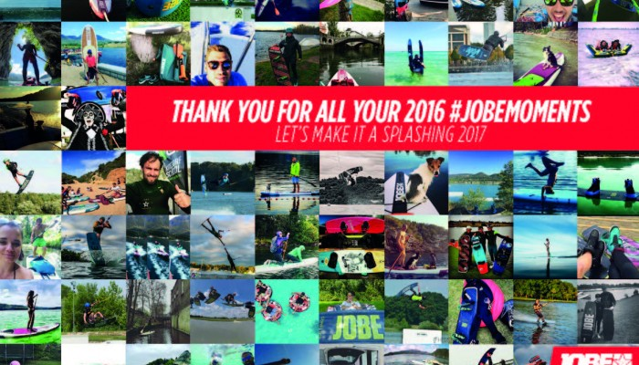Thank you for the #jobemoments