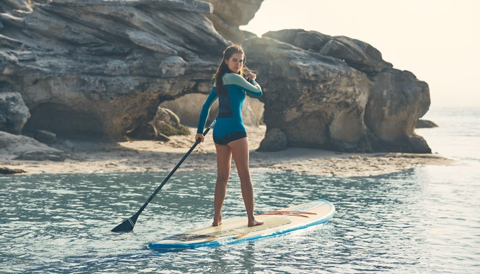 The 10 most beautiful destinations to SUP in America