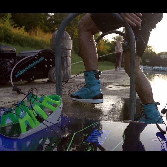 The EVOlution in wakeboarding is finally here!