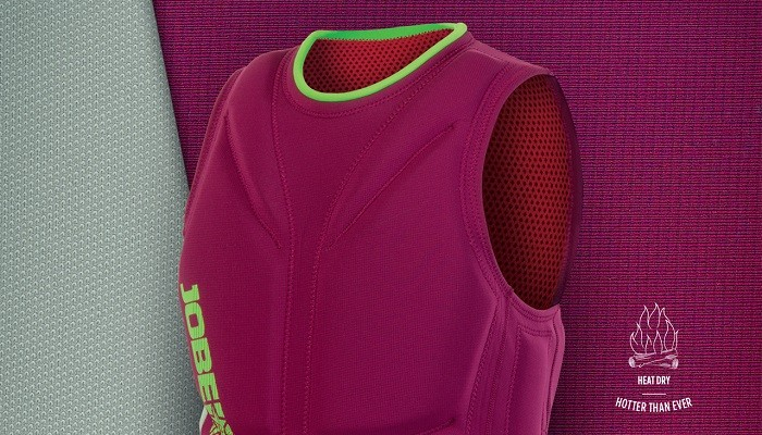 The Heat Dry Comp Vest