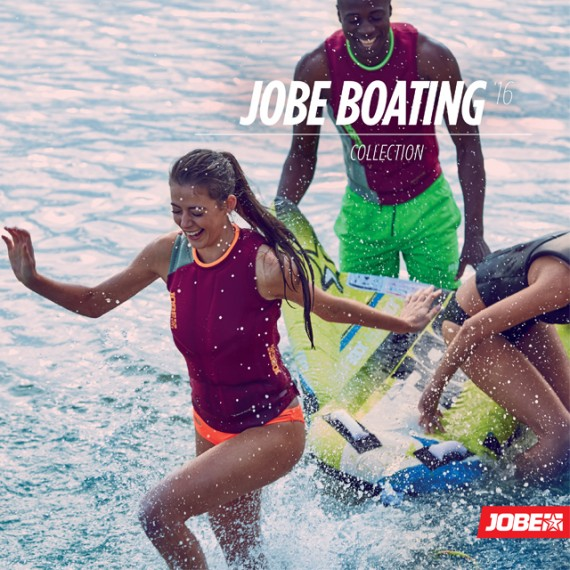 The Jobe 2016 boating catalogue is here!