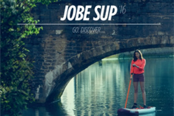 The Jobe 2016 SUP guide is here!