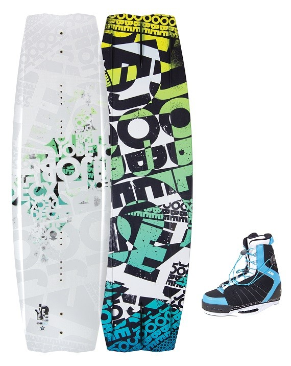 The Jobe Decx Wakeboard Package