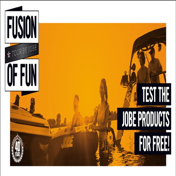 The Jobe Fusion of Fun tour 2014!
