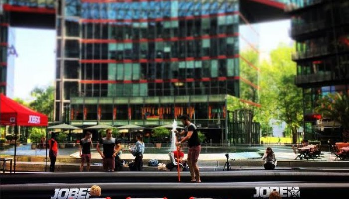 The Jobe international SUP TOUR