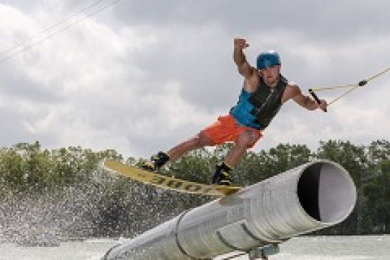 The Jobe Pitch Flex Wakeboard