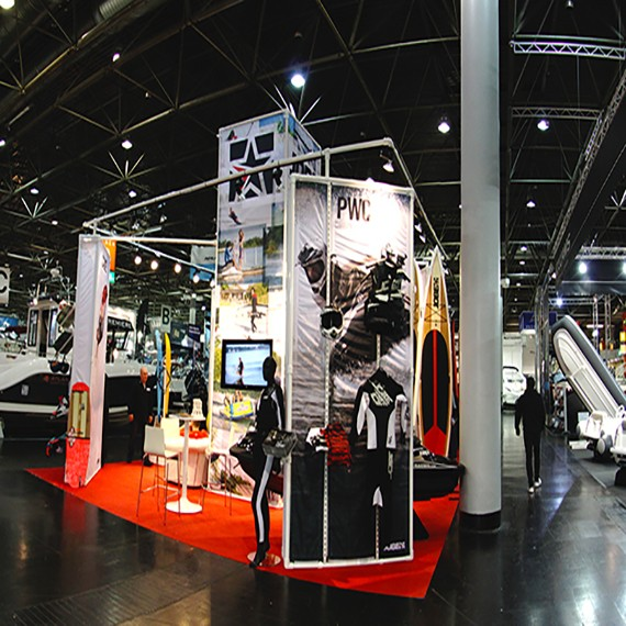 The Jobe Stand @ Boot Dusseldorf!