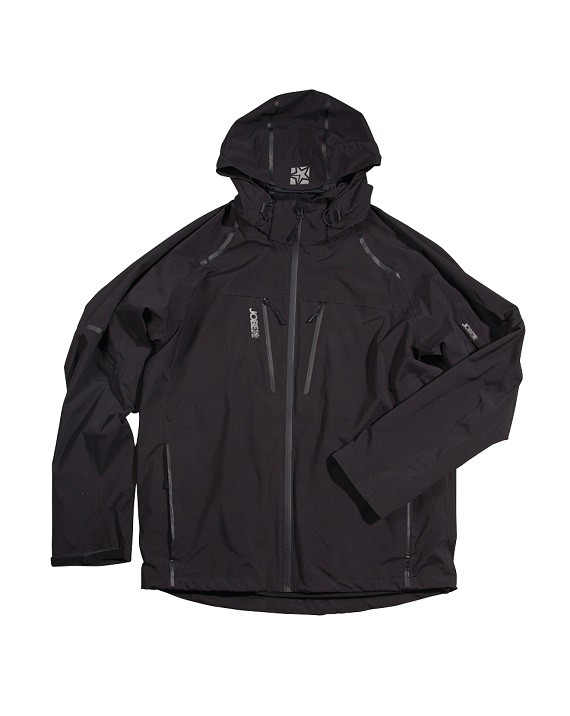 The Jobe Technical Jacket: wind & waterproof