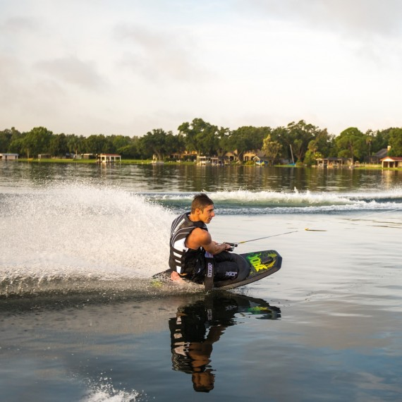 The Jobe Thrill Kneeboard