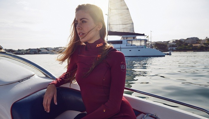 The perfect summer wetsuit for women