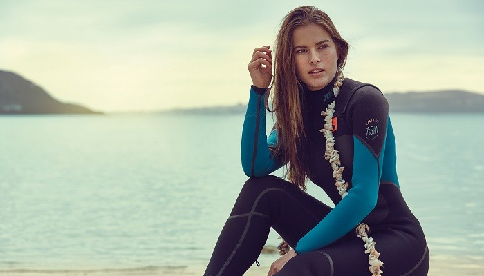 The perfect wetsuit for SUP on those freezing days