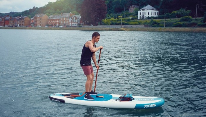The waterproof bag – Your SUP's best friend