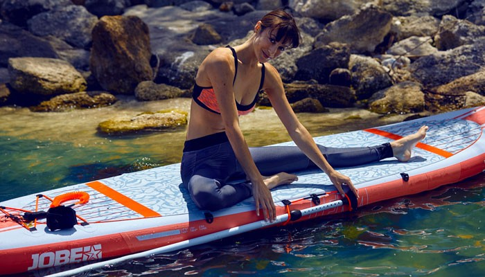 The women SUP edition: Why women need to SUP.