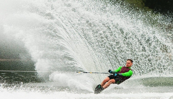 The WWF World Waterski Championships starts today.