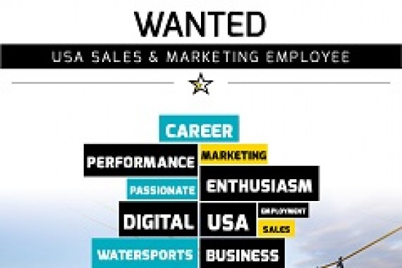 USA Sales/Marketing Employee vacancy