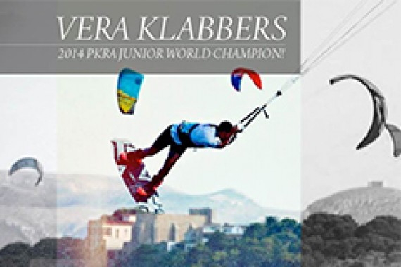 Vera Klabbers Junior World Champion!