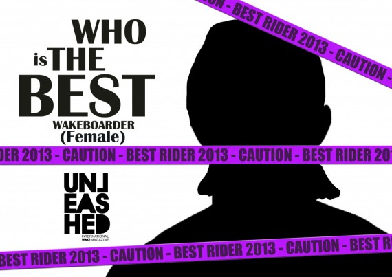 Unleashedwakemag's female rider of the year