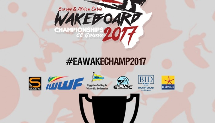 Wake in Egypt: the EA Cable Wakeboard & Wakeskate Championships