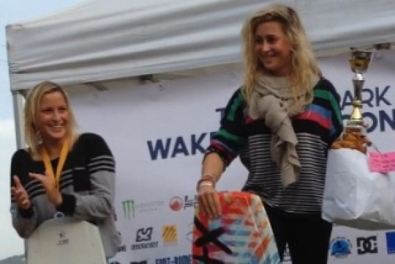 Wakeboard sisters Boisson in National Jobe team