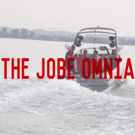 We can't get enough of the Jobe Omnia!