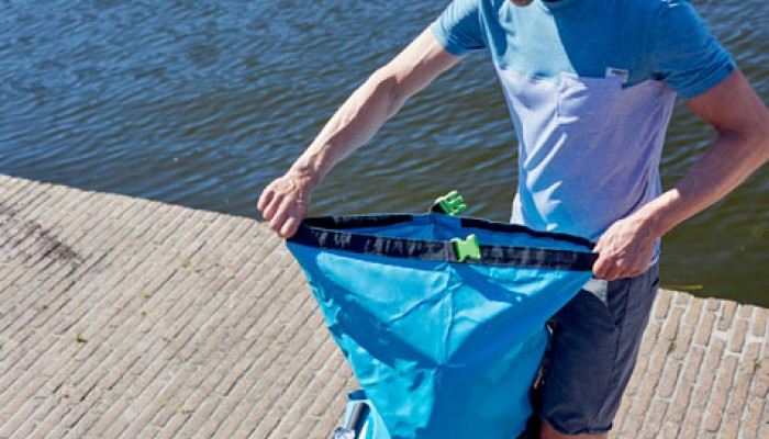 Your new travel buddy: An all-in-one SUP package