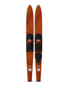 Jobe Allegre Combo Waterskis Red