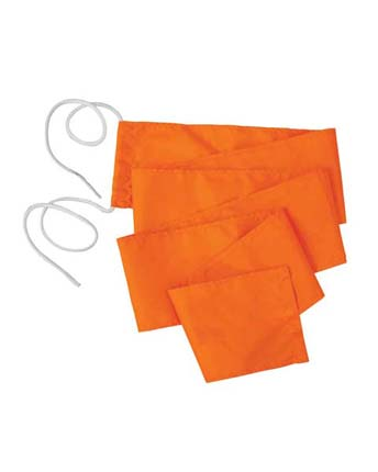 Jobe Watersport Flagge Flame Orange Pack.