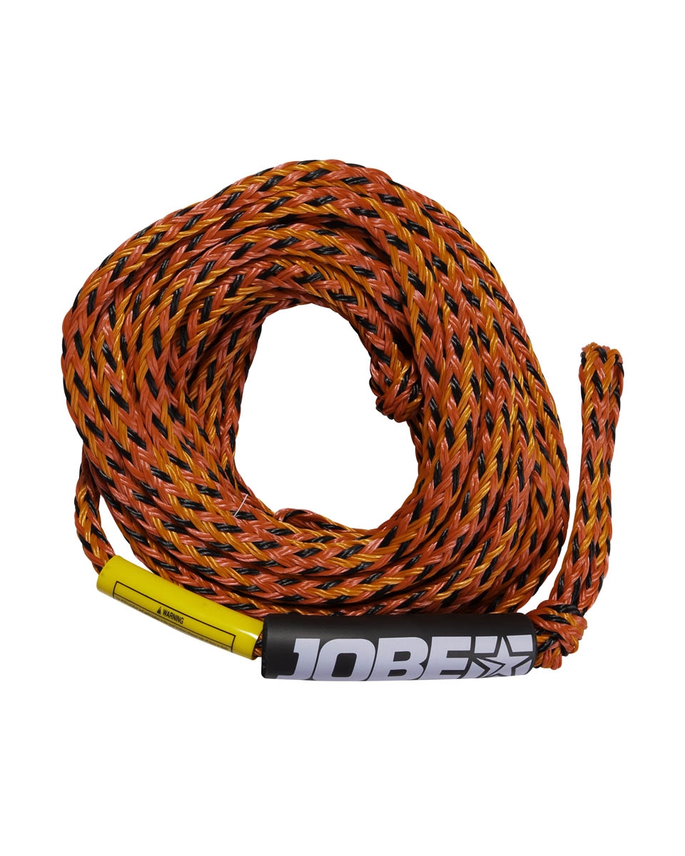Jobe 4 Person Towable Rope Red