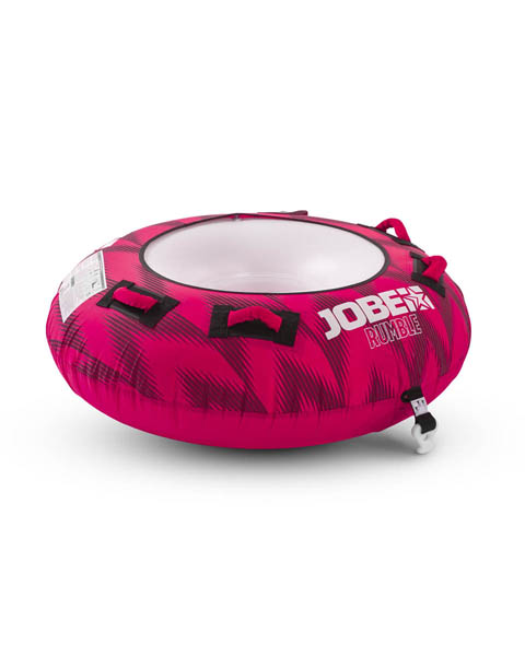 Jobe Rumble Towable 1P Hot Pink