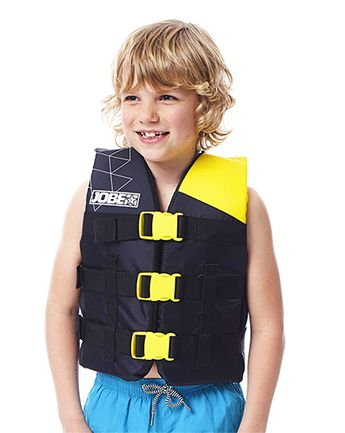 Jobe Nylon Vest Kids Yellow