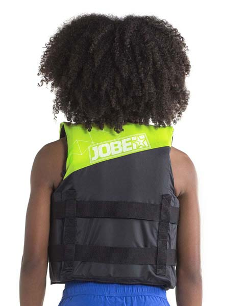 Jobe Nylon Vest Kids Lime Green