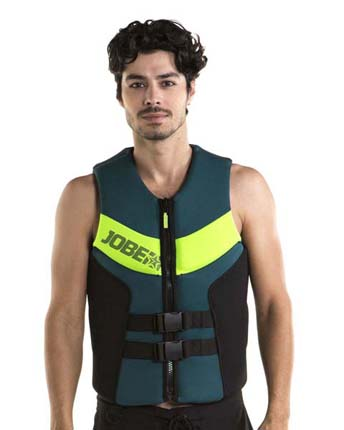 Jobe Segmented Vest Men Dark Teal
