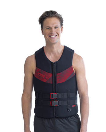 Jobe Neoprene Life Vest Men Red